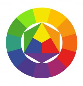 kleurgebruik, Primaire kleuren